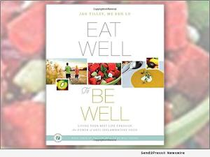New Book From Nationally Known Dietitian, Jan Tilley, Offers Readers A Path To Reversing Chronic Inflammation