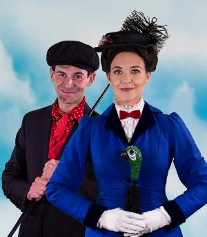 MARY POPPINS Takes Flight At City Springs Theatre