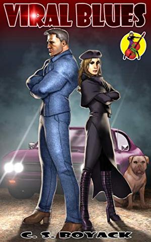 C. S. Boyack Releases New Paranormal Superhero Novel