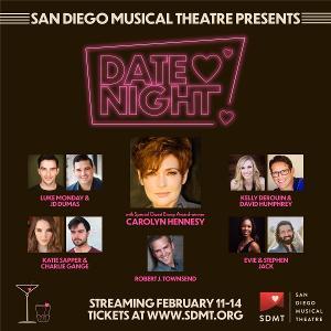 San Diego Musical Theatre Announces DATE NIGHT