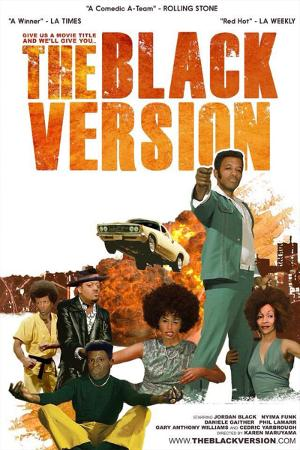 The Groundlings Announces New Show THE BLACK VERSION