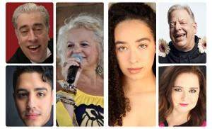 Francesca Amari, Melissa Driscol, Kurt Kelly and More Join PIANO BAR LIVE!