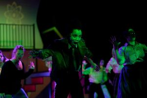 Selma Arts Center And SACTeen Blast From The Past With ZOMBIE PROM