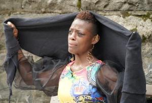 Aixa Kendrick Plays 'The Black Madonna' in New Black Lives Matter PSA