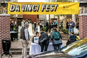 The First Ever Da Vinci Fest Live, A Celebration Of Art And Science, Comes To Philadelphia This October