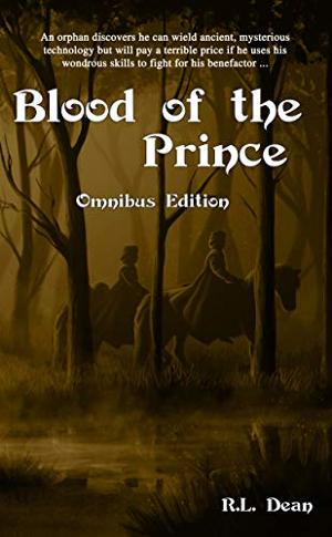 R.L. Dean Releases New Sci-fi Fantasy Collection BLOOD OF THE PRINCE: OMNIBUS
