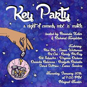 From The Sketch Republic In Montreal Comes The Comedy KEY PARTY A night Of Comedy Mix 'n' Match!