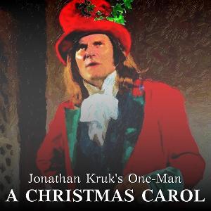 Jonathan Kruk Brings Family-Friendly, One-Man, Holiday Spectacle A CHRISTMAS CAROL To MTC