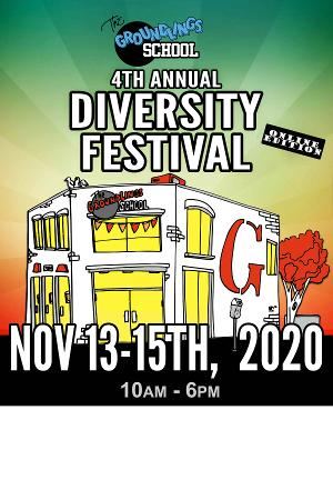 The Groundlings School Announces 4th Annual Diversity Festival Online