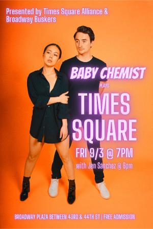 Broadway Buskers' Baby Chemist Reimagines 4 Non Blondes' 90's Classic 'What's Up?' As A Pop-Punk Rallying Cry
