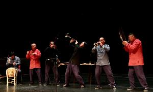 World Music Institute Will Present Lunar New Year Celebration With Zhou Family Band