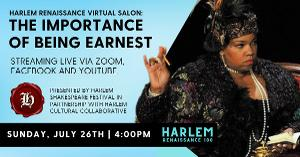 Harlem Shakespeare Theatre Presents THE IMPORTANCE OF BEING EARNEST