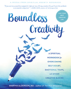 Martha Alderson Releases New Book BOUNDLESS CREATIVITY