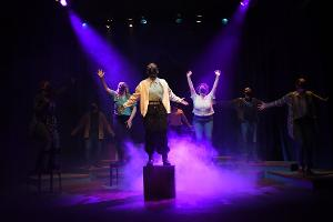 Illinois Wesleyan University School Of Theatre Arts Presents SONGS FOR A NEW WORLD