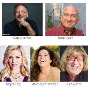 The Foundation for New American Musicals to Honor Marc Shaiman and Robert Klein