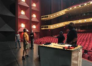 The Performing Arts Center, Purchase College Used As Filming Location For PBS July 4 Special