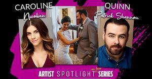 PMT's Artist Spotlight Series Presents An Evening With Caroline Nicolian And Quinn Patrick Shannon