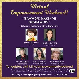 Marlan Warren Slated To Speak At Los Angeles Women's Theatre Festival Empowerment Weekend