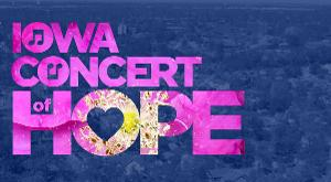 Linda Eder, Elena Shaddow, Kevin Worley and More to Take Part in IOWA CONCERT OF HOPE