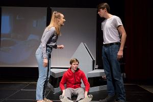 Lehigh Valley Charter HS For The Arts Will Present THE CURIOUS INCIDENT OF THE DOG IN THE NIGHT-TIME