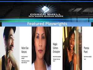 Conch Shell New Works Reading Series Brings Caribbean-American Writers To NYC Audiences