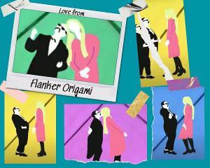 Organic Theatre Presents FLANKER ORIGAMI