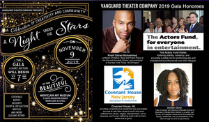 Vanguard Theater Company To Honor The Actors Fund Home and Others At November 9 Gala
