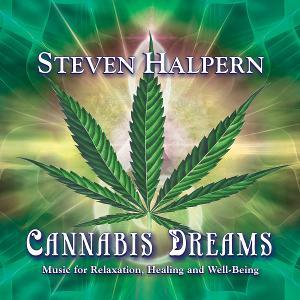 Steven Halpern Releases New Album CANNABIS DREAMS