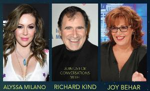 Richard Kind, Joy Behar and More Join The Studios Of Key West On Between Two Palms In May