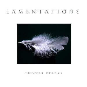 Composer And Performer Thomas Peters Breaks The Silence With LAMENTATIONS