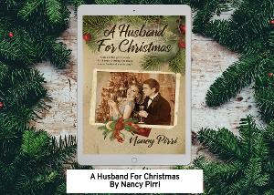 Nancy Pirri Releases New Holiday Romance A HUSBAND FOR CHRISTMAS