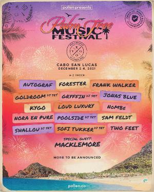 Kygo Announces Cabo Festival Lineup With Gryffin, Sam Feldt, Macklemore, Frank Walker, Autograf, Goldroom & More