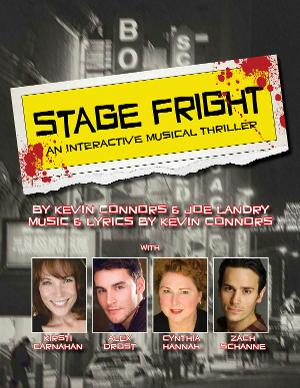 Music Theatre of Connecticut Presents Online Fundraising Event STAGE FRIGHT: AN INTERACTIVE MUSICAL THRILLER