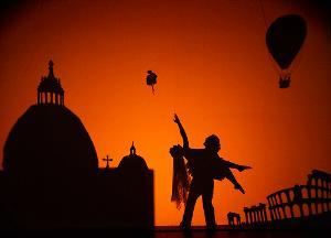 The New Orleans Ballet Association Presents Pilobolus In SHADOWLAND