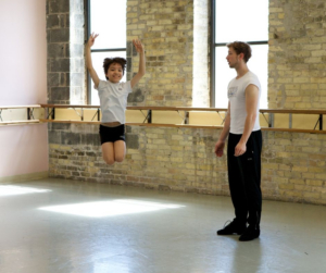 Milwaukee Ballet Supports #ballet4boys With Free Boys' Class