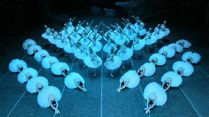 Shanghai Ballet AndChina Arts And Entertainment Group Ltd Present GRAND SWAN LAKE