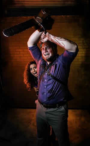 Springer Opera House to Open 2020-21 Season With EVIL DEAD: The Musical Outdoors