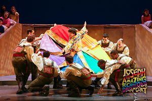 Pittsburgh Musical Theater Presents JOSEPH AND THE AMAZING TECHNICOLOR DREAMCOAT