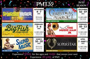 THE SOUND OF MUSIC, JESUS CHRIST SUPERSTAR and More Announced forPittsburgh Musical Theater 30th Season