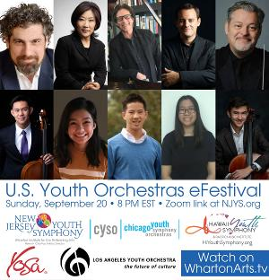 New Jersey Youth Symphony To Host U.S. Youth Orchestras E-Festival WE NEVER STOPPED MAKING MUSIC