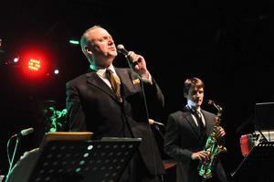 Texas Jazz Star Ken Slavin Swings The Triad, November 30