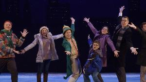 VIDEO: First Look At Stages Theatre's ELF THE MUSICAL, JR.