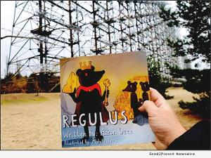 Aaron Ozee Navigates Bestselling Children's Book 'Regulus' Through Chernobyl