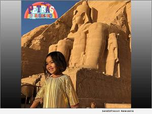 Tune in to PETRA'S PLAYGROUND, a New Travel Show for Kids