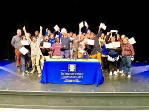 Jemicy School Thespians Named State Champions At Maryland State Thespian Festival