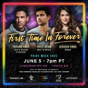 Jessica Vosk, Kyle Dean Massey and Taylor Frey Join Together for FIRST TIME IN FOREVER