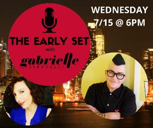 Gabrielle Stravelli Welcomes Lea DeLaria To THE EARLY SET