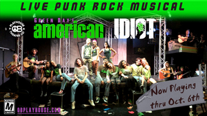 OB Playhouse & Theatre Co. Presents High-Octane Musical AMERICAN IDIOT