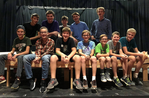 Youth Cast Announced For Sauk's LORD OF THE FLIES