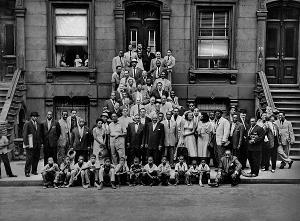 Upper East Harlem Block To Be Co-Named After Iconic Art Kane Photograph 'Harlem 1958'